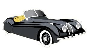 Free Vintage Car Clipart