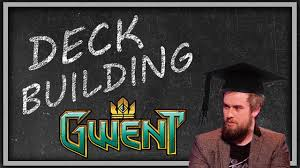gwent deck building 101 how to gwent intro lessons youtube