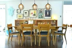 Mid Century Furniture Dallas Dining Room With