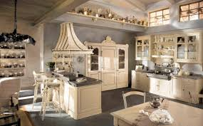 Rustic Style Kitchen Elegant Farmhouse Cabinets Antique Design 71
