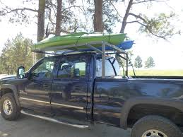Kayak Racks For Pickup Trucks - Best Kayak Roof Racks The Buyers ... How To Strap A Kayak Roof Rack Load Kayak Or Canoe Onto Your Pickup Truck Youtube Apex Carrier Foam Blocks Discount Ramps Best And Canoe Racks For Pickup Trucks Darby Extendatruck W Hitch Mounted Load Extender For Truck Lovequilts Suv Fifth Wheel Thule With Amazing Homemade Bed Home Design Utility 9 Steps With Pictures Amazoncom Rhino Tloader 50mm Towball System Access Adarac The Buyers Guide 2018
