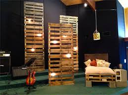 bedroom how many pallets to make a double bed diy pallet bed