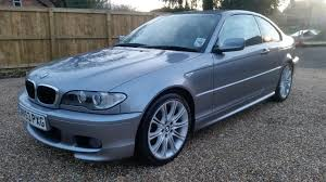 2003 BMW 318 Coupe 2000 Miles Mathewsons