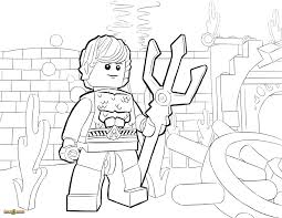 Lego Hero Factory Free Coloring Pages Avengers Colouring Marvel Color Full Size