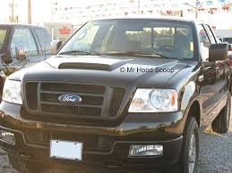 100 Hood Scoops For Trucks Amazoncom Xtreme Autosport 20042008 Scoop For D F150 By