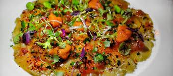 julien cuisine modern bistro welcomes julien cadiou as its chef de
