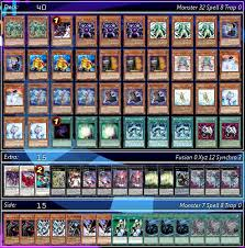 Constellar Deck Link Format by Deck Profile Frog Monarchs June 2014 The Yugioh Card Game