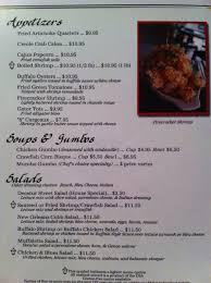 bleu orleans cuisine cafe rue orleans menu menu for cafe rue orleans fayetteville
