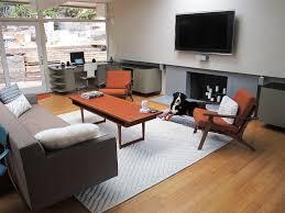 Mid Century Modern Rugs in the World – Deboto Home Design