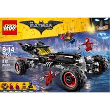 LEGO Batman Movie The Batmobile 70905 - LEGO - Toys