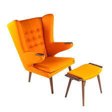 Mid Century Modern Lounge Chairs for the Living Room
