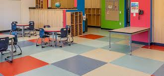 Re Imagining Schools With Resilient Rubber Flooring