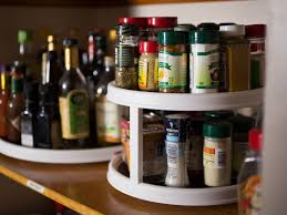 Pantry Cabinet Organization Ideas by How To Clean Out Your Spice Cabinet And Organize It U2014for Good