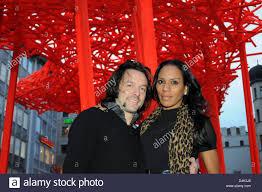 100 Arne Quinze Belgian Artist And His Partner Barbara Becker