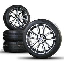 BMW X3 G01 X4 G02 20 Inch Alloy Wheels Rim Summer Tires Styling M699 ...