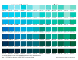 Google Image Result For Imjustcreative Wp Content Pantone Color BridgeDark