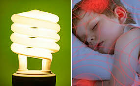 these light bulbs cause migraines anxiety and even cancer this