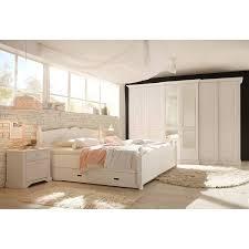 landhaus schlafzimmer kiefer massiv weiß lackiert marino 78 jetzt