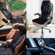 Car Chair Body Massage Heat Mat Seat Cushion Neck Pain Lumbar ... Office Chair Best For Neck And Shoulder Pain For Back And 99xonline Post Chairs Mandaue Foam Philippines Desk Lower Elegant Cushion Support Regarding The 10 Ergonomic 2019 Rave Lumbar Businesswoman Suffering Stock Image Of Adjustable Kneeling Bent Stool Home Looking Office Decor Ideas Or Supportive Chairs To Help Low Sitting Good Posture Computer