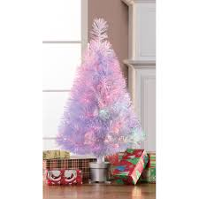 Fiber Optic Led Christmas Tree 7ft by Artificial Christmas Tree Pre Lit 32