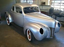 100 Dennis Carpenter Ford Truck Parts 1940 Coupe Reproduction History Pictures Value Auction Sales