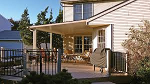 Diy Wood Patio Cover Kits by Retractable Awnings Porch U0026 Patio Covers Patio Enclosures