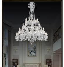 moderne kronleuchter für wohnzimmer kristall beleuchtung