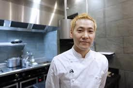 restaurant japonais chef cuisine devant vous ils sont japonais en et au sommet de la cuisine française