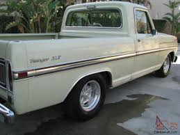 100 1972 Ford Truck Parts 1970 F100 Short Bed