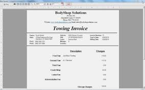 100 Tow Truck Receipt Printable Tow Template Best 15 Towing Free