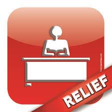 icone bureau plaque de porte relief icone bureau direct signalétique