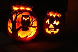 Owl Pumpkin Template by Badass Pumpkin Carving Stencils