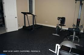Flooring For Home Gym Over Carpet Flooring Material For Home Gym