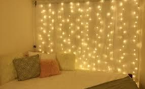 3x3m led lichtervorhang für fenster und schlafzimmer deko
