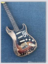 Custom Shop Limited Edition Stevie Ray Vaughan Tribute Srv Number