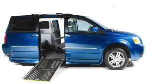 Minivan Wheelchair Conversion Braun Van Known Hire Accessible Vehicles Kit