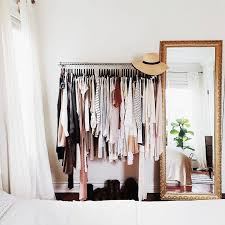Coolest Tumblr Clothes Rack P16 In Simple Interior Decor Home With