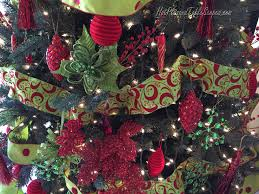 The Grinch Christmas Tree by Who U2026 Loves The Grinch U2013 Pl8z And Tablescapes Com