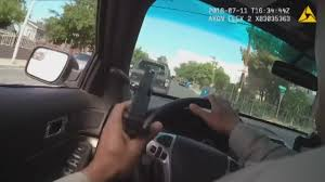 Las Vegas Police Release Dashcam Video Of Pursuit, Deadly Shootout ...
