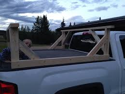 DIY Truck Box Kayak Carrier | Birch Tree Farms | Kayak | Pinterest ... Thule Xsporter Truck Rack 46 Fancy Pickup Kayak Racks Autostrach Ebay Amazon Diy For Toyota Highlander Best Resource Selecting For Your Vehicle Olympic Outdoor Center Kayak Rack Travel Trailer Google Search Camping Pinterest Zrak 2 Minute Transformer Youtube No Drill Ladder Installed To With Diy Pvc Canoe Truck Pvc Hasyim Topic How To Haul A On Pickup Diy Part Birch Tree Farms