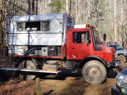 100 Alaskan Truck Camper Mog With Utility Bed