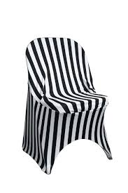 Stretch Spandex Folding Chair Covers Striped Black And White ... Chair Covers For Metal Folding Chairs Children S Telescope Economy Polyester Banquet Cover White Cv Linens Amazoncom Votown Home 12 Pcs Spandex Lifetime Stretch Universal Wedding Weddings Richland In 2019 Decorations Sitting Pretty One Stop Event Rentals Balsacircle Round Slipcovers For Lake Party Padded Resin Deejays With Wood Xf 2901 Wh
