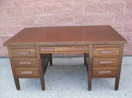 Antique Writing Desks Australia by Antique 1930 U0027s Mahogany Bankers Lawyers Executive Desk 60