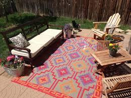 polypropylene patio mat 9 x 12 outdoor rug 9 12 roselawnlutheran