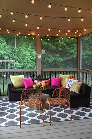 String Lights For Patio by Best 25 Lantern String Lights Ideas On Pinterest Indoor String