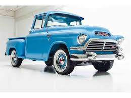 1957 GMC Pickup For Sale | ClassicCars.com | CC-1044354 Happy 100th To Gmc Gmcs Ctennial Truck Trend 1957 Pickup For Sale Classiccarscom Cc9975 1958 Gmc For Bgcmassorg Cc Capsule 1956 Dont Judge A By Its Grille Super Rare 12 Ton Big Back Window Factory V8 Napco 1959 Chevy Bigwindow Stepside Shortbed Ca Hotrod Shop Truck S Flickr Dans Garage 100 Show Truck Resto Mod Ncours De Elegance 9300 Cc999867