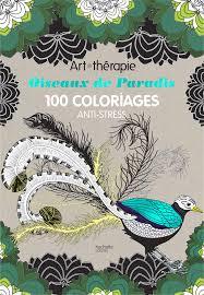 Oiseaux De Paradis 100 Coloriages Anti Stress Amazon Fr Marthe
