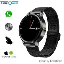 Time Owner V360 Bluetooth Smart Watch patible with iOS