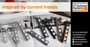 Schluter Tile Trim Uk by Schlüter Trendline Inspired By Current Trends Youtube