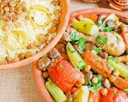 recettes de cuisines recette couscous kabyle